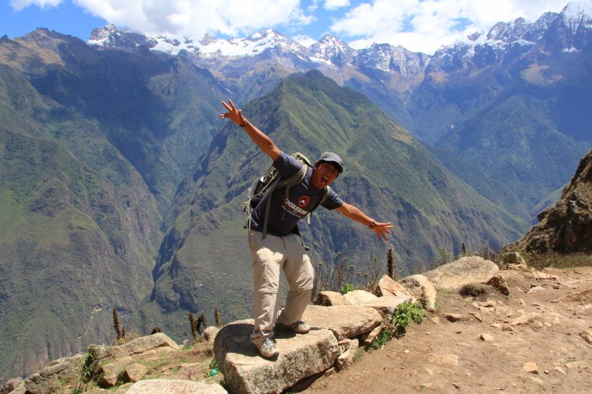 Choquequirao, Guide Tour Buchung